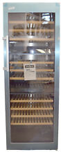 Liebherr WS17800 26  Freestanding Wine Cabinet   Glass and Stainless   3 Zone