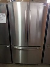 JENN AIR COUNTER DEPTH STAINLESS STEEL FRENCH DOOR REFRIGERATOR