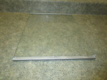 WHIRLPOOL REFRIGERATOR GLASS SHELF 11 5 8 X 15 PART  W11094293