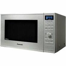 Panasonic Countertop Built in Microwave with Inverter Technology  1 2 Cu  Ft