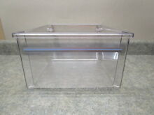 MAYTAG REFRIGERATOR CRISPER DRAWER PART  66928 14