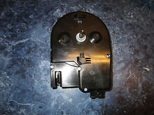 GE WASHER TIMER PART  WH12X10535
