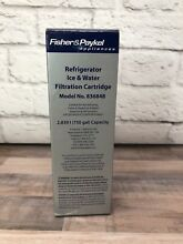 Fisher   Paykel 836848 Refrigerator Water Filter   Brand New   Sealed