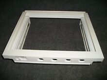 WP2301567 KITCHENAID REFRIGERATOR CRISPER COVER FRAME