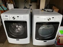 MAYTAG washer and dryer set pick up in Kettering  OH