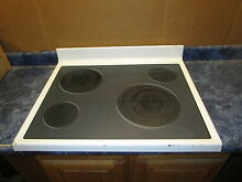 MAYTAG RANGE COOKTOP PART   74008543