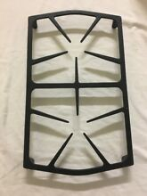 DACOR 72733SB REPLACEMENT GAS STOVETOP BURNER GRATE COVER DOUBLE BLACK