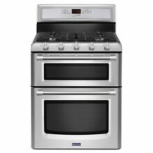 Maytag MGT8720DS Heritage Series 30 Inch Freestanding Gas Range