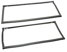 New  OEM 4987JJ2002T and 4987JJ2002S LG Refrigerator Door Gasket Left and Right