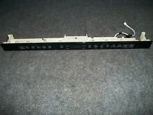 W10901799 KENMORE DISHWASHER DISPLAY CONTROL BOARD PANEL