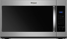 Whirlpool Over the Range Stainless Steel Microwave Cooking Oven   1000 Watts