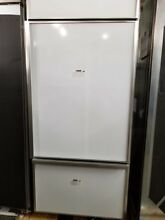 MONOGRAM 36  PANEL READY REFRIGERATOR PANEL READY BOTTOM MOUNT FREEZER