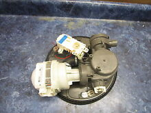 KITCHENAID DISHWASHER PUMP MOTOR PART  W10455261