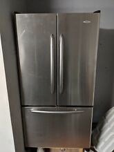 Maytag French Door Refrigerator   Model MFF2557HES