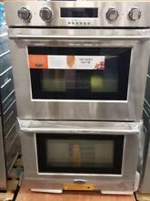 DCS 30  ELECTRIC  DOUBLE STAINLESS STEEL WALL OVEN NEW OUT OF BOX