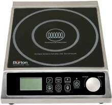 Max Burton 6515 Digital ProChef 1800 Induction Cooktop  Digital Controls  10 and