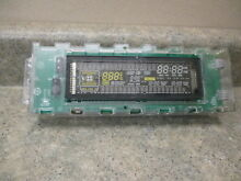 KITCHENAID RANGE CONTROL BOARD PART  9762811
