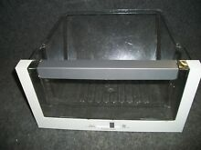 241950501 FRIGIDAIRE ELECTROLUX REFRIGERATOR MEAT PAN DRAWER