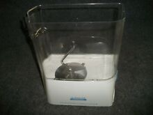 WP2317251 WHIRLPOOL KITCHENAID REFRIGERATOR ICE CONTAINER