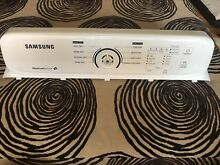 Samsung Washer Control Board Panel Part   DC97 18718B DC97 18718F