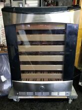 GE Profile PCR06WATSS 5 5 cu  ft  Wine Cooler Refrigerator DOOR ONLY