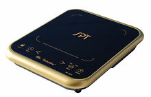 MICRO INDUCTION COOKTOP 1650W ELECTRIC PORTABLE GOLD SR1883G