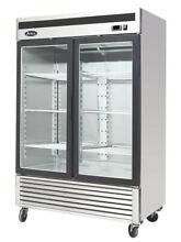 Atosa 47 1 cu  ft  Upright Freezer