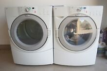 Whirlpool Duet Front Loading Automatic Washer and Electronic Gas Dryer Set