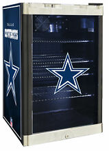 Glaros NFL 4 6 cu  ft  Beverage center Dallas Cowboys