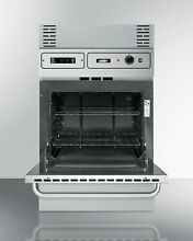 Summit Appliance Summit 20  Free standing Gas Range with Battery Start