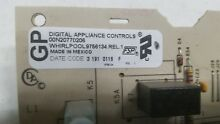 Whirlpool Range Control Board Part 9756134R 9756134 Model Whirlpool 66572002104
