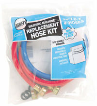 Wm Harvey Co Replacement Washing Machine Hose Set of 2