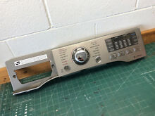 Genuine LG Front Load Washer Control Panel Assembly EBR78534406 AGL55861953