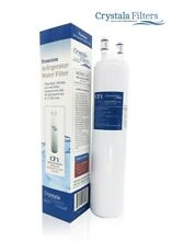 Crystala ULTRAWF Frigidaire Replacement Water Filters PureSource Ultra 3 Pack