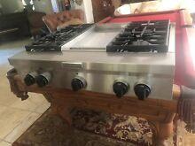 KitchenAid KGCU467VSS 36  Stainless Sealed Burner Gas Cooktop   MSRP is 3 299 00