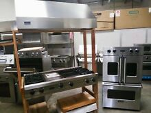 VIKING PROFESSIONAL 30 FRENCH DOOR OVEN 48 RANGETOP HOOD
