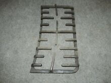 EBZ37191902 LG RANGE OVEN BURNER GRATE RIGHT SIDE