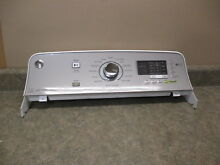 GE WASHER CONTROL PANEL PART  WH42X10969 WH12X20500
