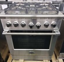 DCS 30  DUAL FUEL RANGE STAINLESS STEEL 5 BURNER