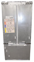 Thermador Freedom T36IT800NP 36  Built In Panel Ready French Door Refrigerator