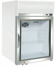 Maxx Ice X Series Counter Top Merchandiser 4 cu  ft  Refrigerator