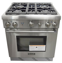 Thermador Pro Harmony PRG304GH 30  Pro Style Gas Range