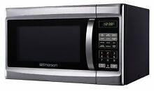 Emerson Radio Corp  20  1 3 cu ft  Countertop Microwave EME1035