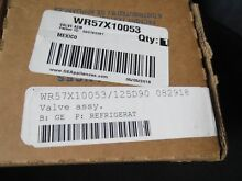 GE General Electric Refrigerator Water Inlet Valve Assembly WR57X10053  NEW