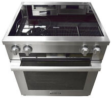 Miele M Touch Series HR1622I 30  Pro Style Induction Range