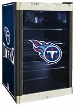 Glaros NFL 4 6 cu  ft  Beverage center Tennessee Titans