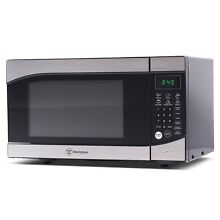 Westinghouse  WM009  Countertop Microwave Oven  900 Watt  0 9 Cubic Feet  Sta