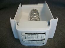 WR17X11447 GE REFRIGERATOR ICE BUCKET ASSEMBLY