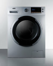 Summit Appliance Summit 2 cu  ft  All In One Combo Washer and Electric Dryer