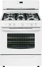 Kenmore 73432 4 2 cu  ft  Standard Clean Gas Range in White  includes deliver
